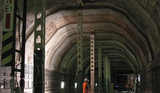 S2 - U6 Tunnelsanierung – Berlin 4