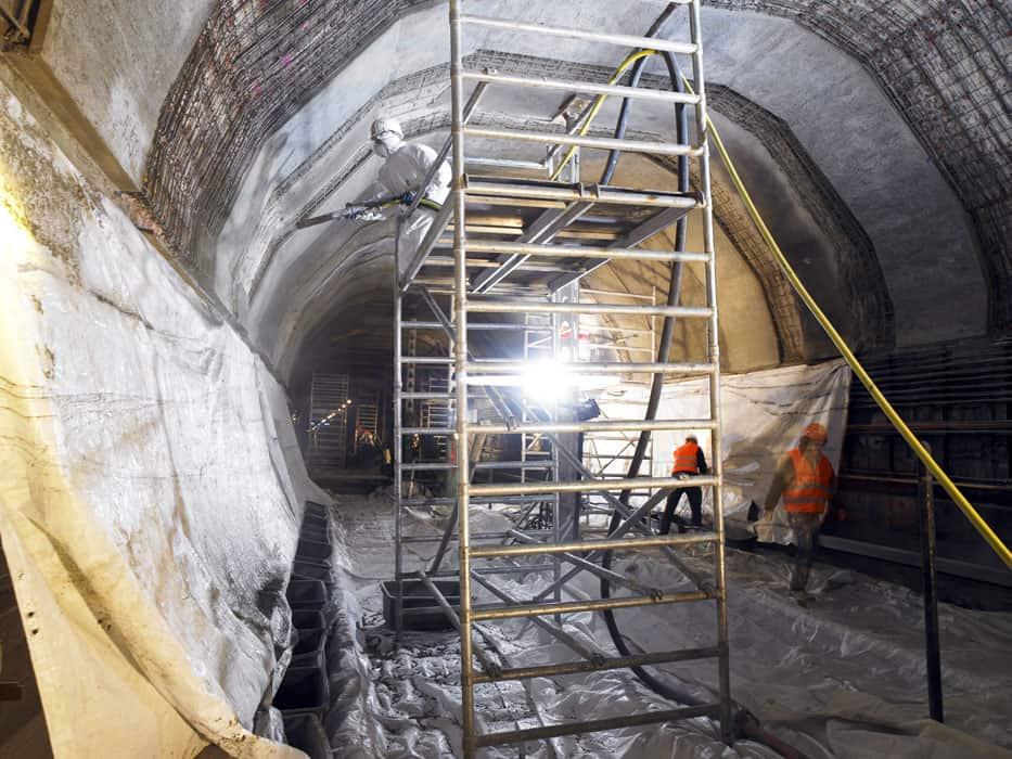 S2 - U6 Tunnelsanierung – Berlin 1