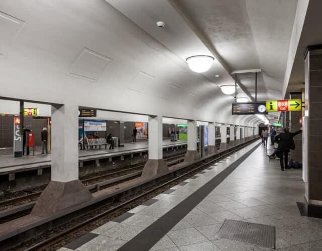 S2 - U-Bahnhof Merhringdamm – Berlin