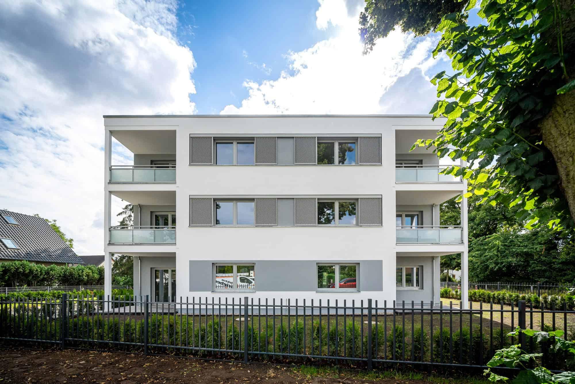 S2 - Mehrfamilienhaus – Berlin 1
