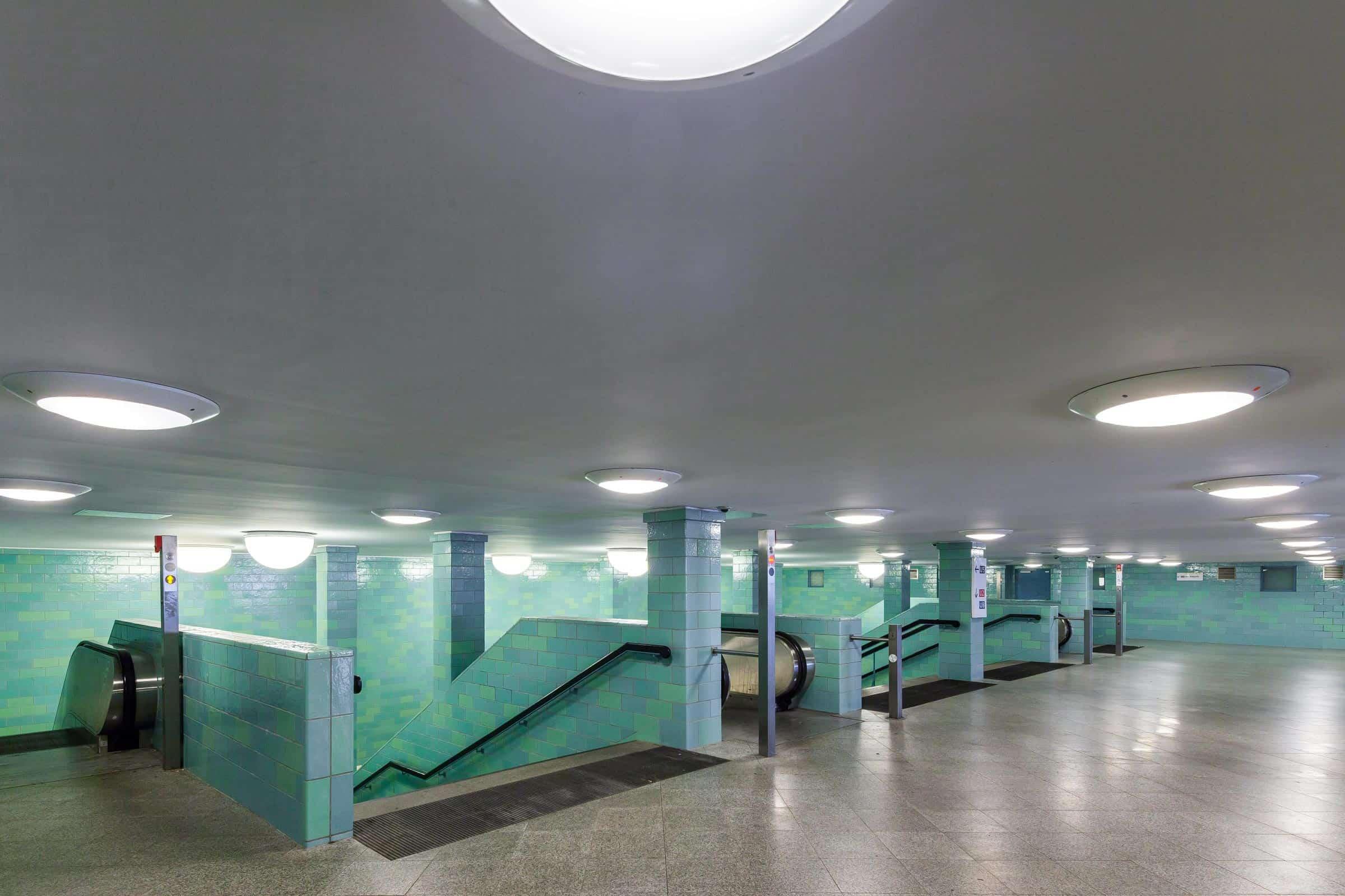 S2 - U Bahnhof Alexanderplatz – Berlin Gewölbe