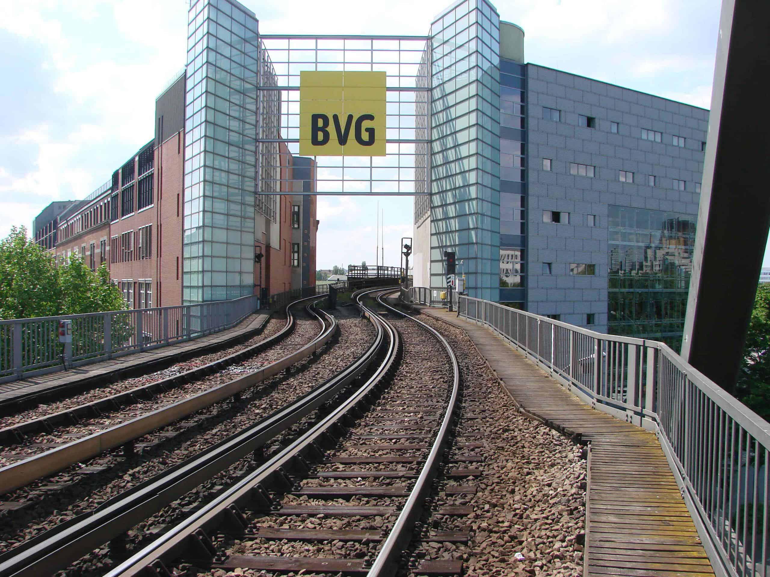S2 - U1 Hochbahnsanierung – Berlin 1