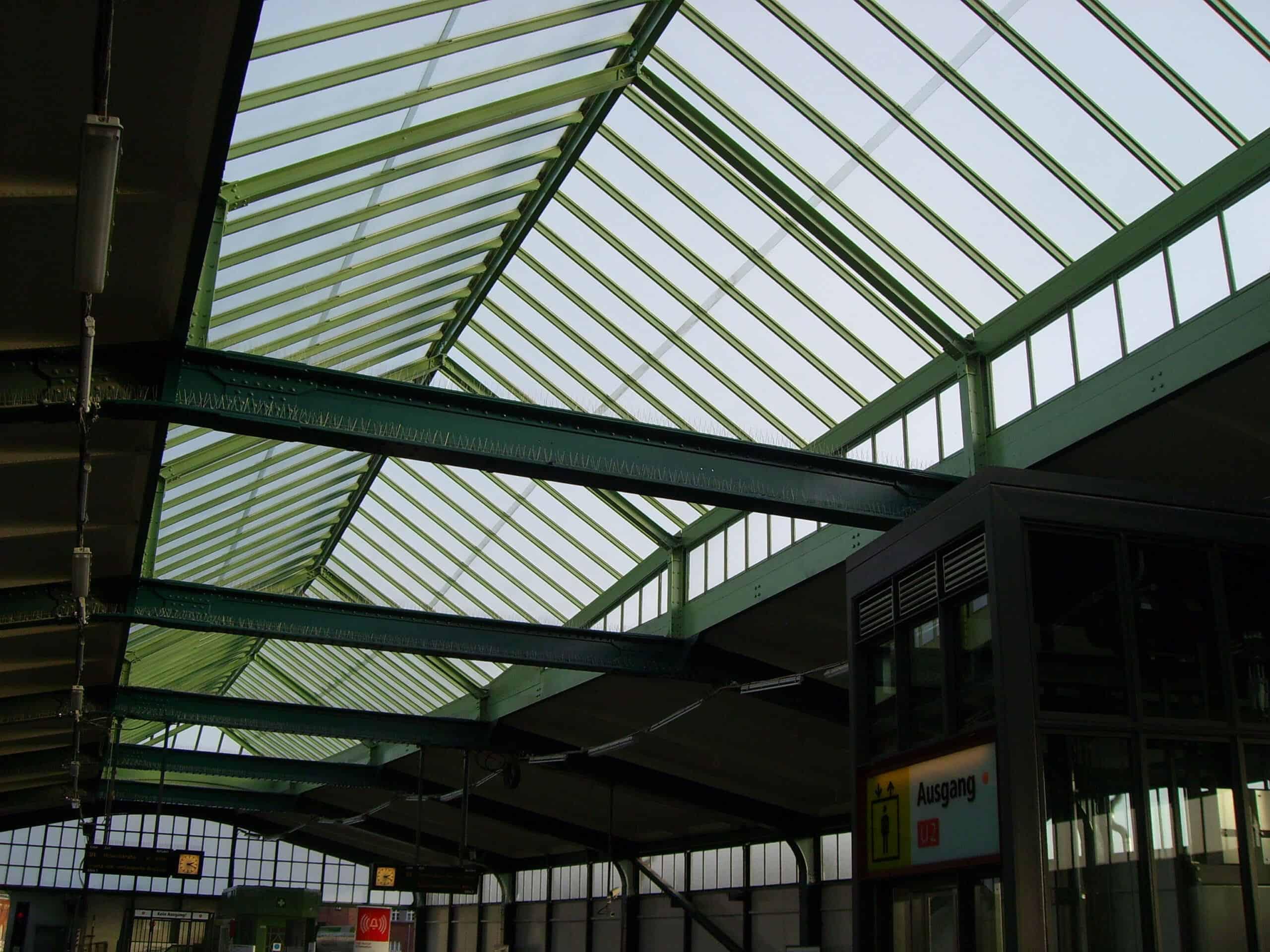 S2 - U-Bahnhof Gleisdreieck – Berlin 6