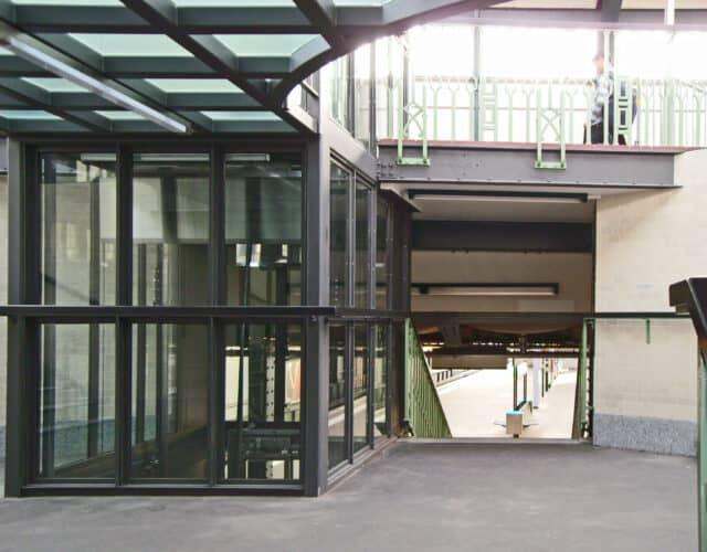 S2 - U-Bahnhof Gleisdreieck – Berlin 5